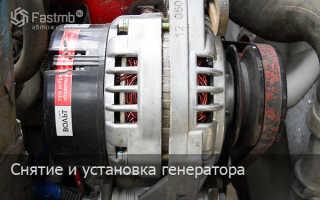 Шкив на генератор ваз 2110