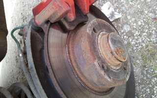 Как определить состояние тормозных дисков