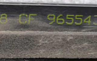 Как поменять салонный фильтр на лачетти седан