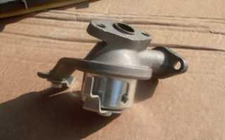 Как снять кран отопителя на ваз 2107