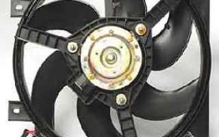 Как проверить датчик вентилятора лада калина