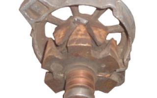 Как прозвонить ротор генератора мультиметром