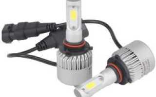 Можно ли светодиодные лампы в фары