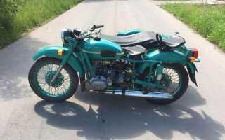 Мотоцикл урал без коляски
