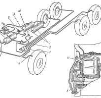 Как устроена автоподкачка колес