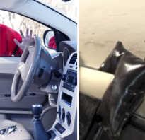 Как открыть дверь в машине без ключа