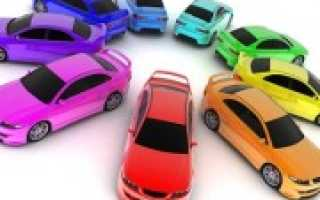 Как разбавить автомобильную краску