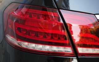 Замена ламп в фарах на светодиодные
