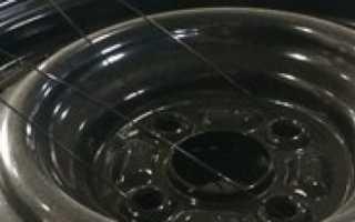Краска для стальных дисков