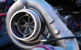 Что такое турбина в машине