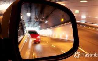 Как правильно настроить зеркала в машине фото