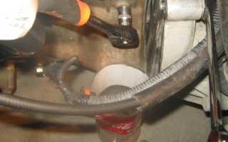 Как снять радиатор охлаждения с приоры