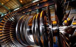 Как работает газовая турбина