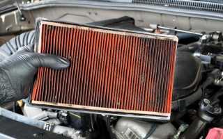 Как часто менять воздушный и салонный фильтры