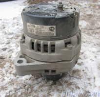 Как поменять щетки на генераторе шевроле нива