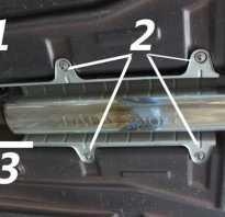 Как подтянуть трос ручника на гранте