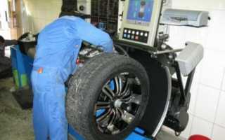 Как часто делать балансировку зимних колес