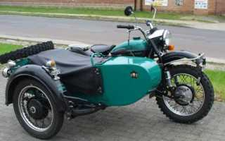 Какой мотоцикл лучше урал или днепр