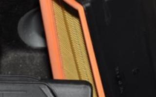 Ларгус кросс воздушный фильтр