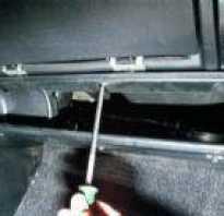 Как снять щиток приборов на газ 3110