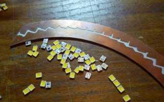 Как сделать дхо из светодиодной ленты