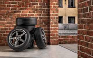 Как правильно хранить летние шины без дисков