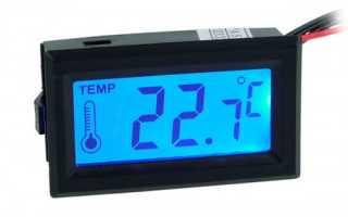 Как проверить мультиметром термодатчик