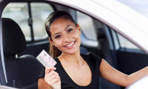 Какие сейчас категории водительских прав