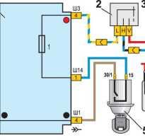 Как подключить вентилятор печки на ваз 2107